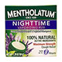 MENTHOLATUM ( E)night Time Vaporizing Rub $6.99