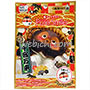 Sunsmile PURE SMILE Art Mask 47 Raccoon Dog