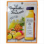 Sunsmile PURE SMILE Vegetables & Fruits Face Mask Yellow