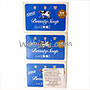 Gyunyu BLUE BOX Cow Brand Blue Box Bath Size 3pack
