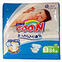 GOO.N Baby Diaper S-size 84sheets $26.99