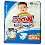 GOO.N Baby Diaper M-size 64sheets $26.99