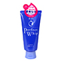 Shiseido FT SENGANSENKA Perfect Whip Facial Wash-tw