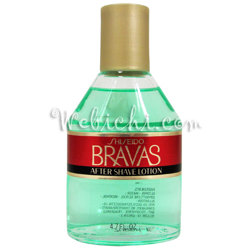 Shiseido FT BRAVAS After Shave Lotion
