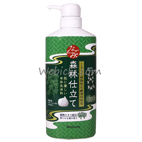 Bathclin NAGOMI Body Soap Forest
