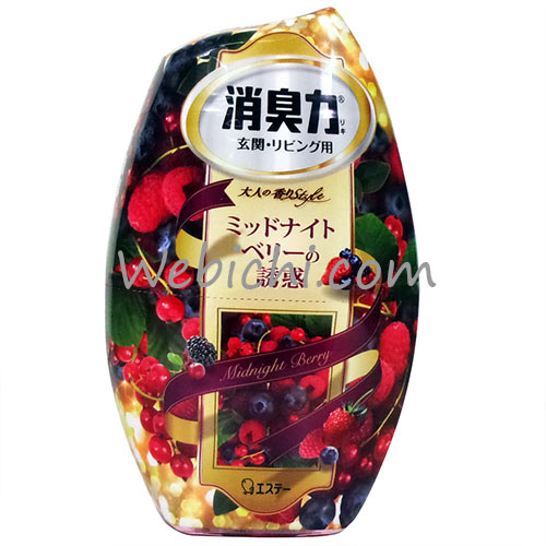 St SHOSHU-RIKI Deodorizer For Room Midnight Berry