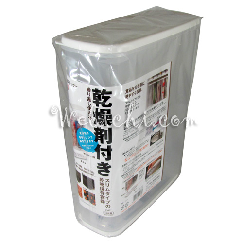 Inomata KANBUTSU STOCKER 1216 Food Stocker W /  Dry Pack 6.0l